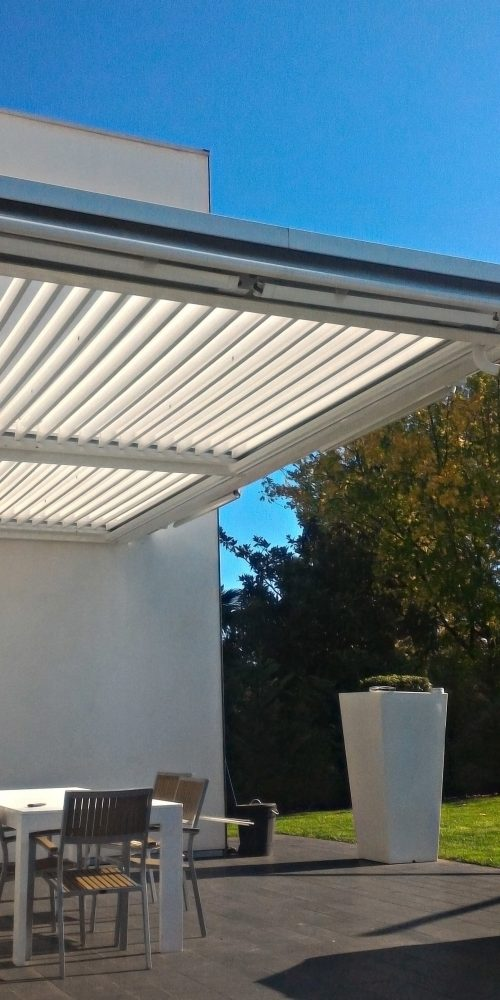 flap sistemi di copertura lamelle orientabili outdoor solution